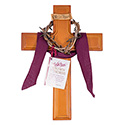 Lenten Cross 13146