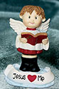 Figurine Angel Buddy Altar Server 15710/ALTR