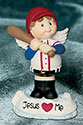 Figurine Angel Buddy Baseball 15710/BSBL