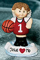 Figurine Angel Buddy Basketball 15710/BSKT
