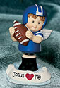 Figurine Angel Buddy Football 15710/FTBL