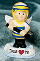 Figurine Angel Buddy Hockey 15710/HCKY