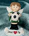 Figurine Angel Buddy Soccer 15710/SOCR