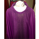 Chasuble Monastic Excelsis Purple 3029