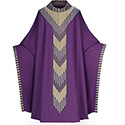 Chasuble Cantate & Seta Purple 2-3850