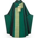 Chasuble Piano Green 90102