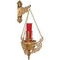 Hanging Sanctuary Lamp 21HSL80-WB