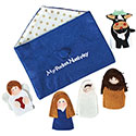 Finger Puppet Nativity 29040