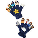 Finger Puppet Nativity 38081