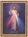 Divine Mercy Framed Picture 556_484