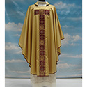 Chasuble Gold Lame TAO 485/T