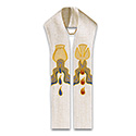 Baptism Overlay Stole or Deacon Stole 50-2505