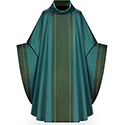 Chasuble Green Agate 5175