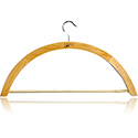 Wood Vestment Hanger 561