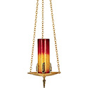 Hanging Sanctuary Lamp 57HSL57