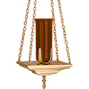 Hanging Sanctuary Lamp 59HSL59
