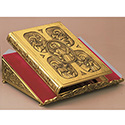 Book of Gospels Cover 6000
