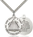 Sterling Silver Recovery Pendant 6086