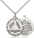 Sterling Silver Recovery Pendant 6088