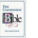 First Communion Bible Boy's 609/22FCB