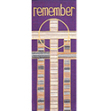 "Tapestry ""Remember"" 4496"