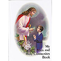 """Classic"" Edition, My Mass and Holy Communion Book Boy 6511"