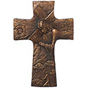 "Christ Carrying Cross 17"" 66330"