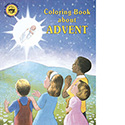 Coloring Book about Advent 690