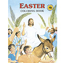 Coloring Book About Easter 692