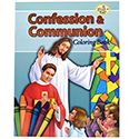 Coloring Book Confession & Communion 695