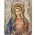 "Immaculate Heart 15"" 69968"