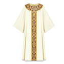 Dalmatic Brugia with Goya & Hand Embroidered Cross 7-3358