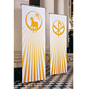 "Easter Banners 117"" x 39"""