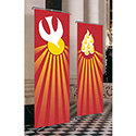 Holy Spirit Banners 7115