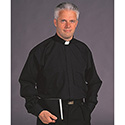 "Stadelmaier Clergy Shirts by Slabbinck EXTRA Long Sleeve 35-37"" 813"