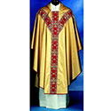 Chasuble Gold Lame Oro 823/A2