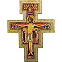 "San Damiano Cross 6"" 833"