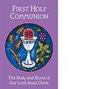 Bulletin First Holy Communion 8425