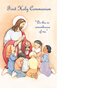 Bulletin First Holy Communion 9125