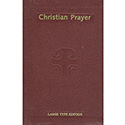Christian Prayer Large Print 407/10
