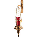 Hanging Sanctuary Lamp 99HSL40-WB