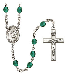 Blessed Teresa of Calcutta 6mm Rosary R6000-8295