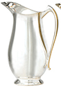 Flagon Silver 64  Ounce 9757S