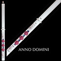 Paschal Candle Anno Domini™ 51% from The SCULPTWAX® Collection