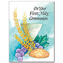 First Communion Card, On Your First Holy Communion CA6240