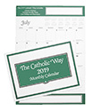 Catholic Way Calendar