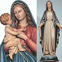 Blessed Mother Statues