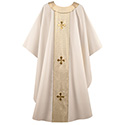 Chasuble Gold Festive G64204A