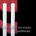 The Good Shepherd™ Altar Candles The SCULPTWAX® Collection