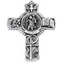 "St. Christopher 5"" JC-9707-E"